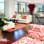 Kalleen & Company, Interior Design, Harkness Residence, featured in Sophisticated Living Magazine